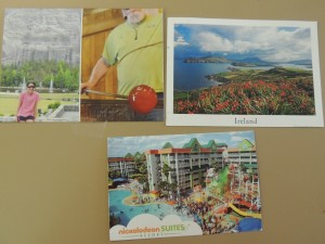 The first postcards of summer!