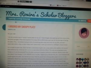 Mrs. Rovira's blog 001