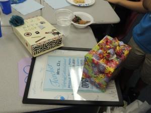 Thank you, Mrs. Etz!