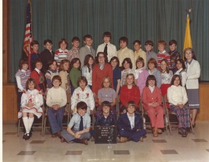 "Mrs. Donofrio- Grade 5, 1978.  Sister Lois taught our class ""nitty gritty grammar""."