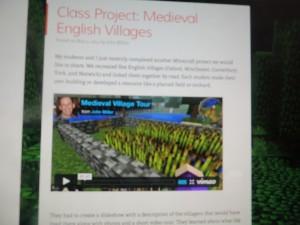 Mr. Miller's Medieval Minecraft